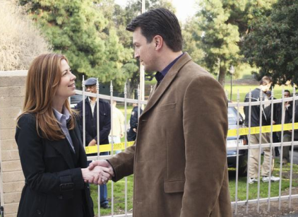 Watch Castle Season 2 Episode 16 Online