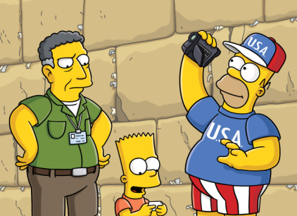 Watch The Simpsons Season 21 Episode 16 Online