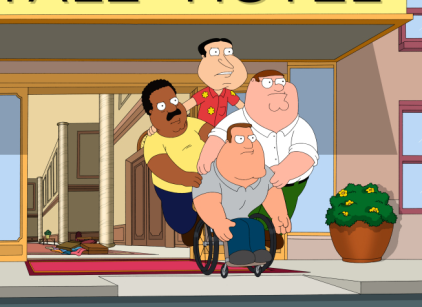 Watch Family Guy Season 8 Episode 19 Online