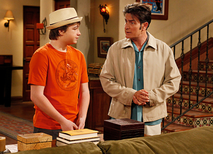 Watch Two and a Half Men Season 7 Episode 21 Online