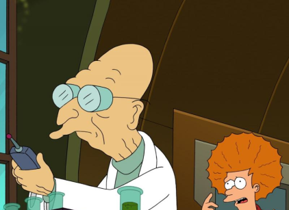 Watch Futurama Season 7 Episode 1 Online