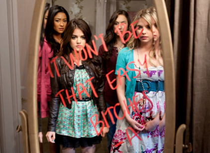 Watch Pretty Little Liars Season 1 Episode 4 Online