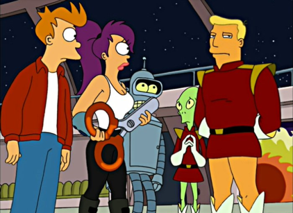 Watch Futurama Season 2 Episode 6 Online