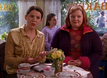 Watch Gilmore Girls Season 2 Episode 8 Online