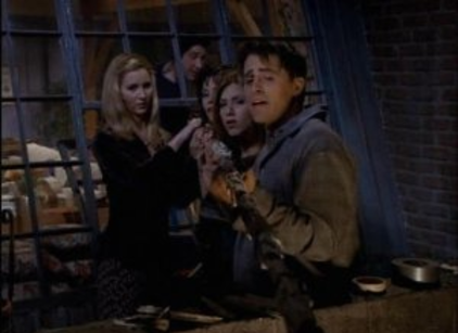 Watch Friends Season 3 Episode 8 Online