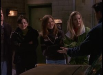 Watch Friends Season 3 Episode 17 Online