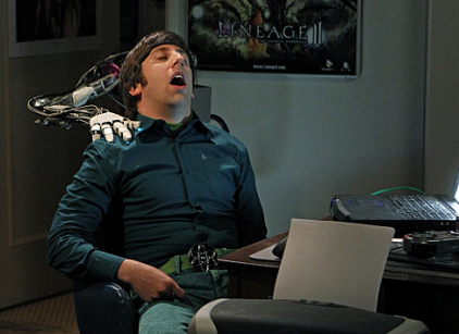 Watch The Big Bang Theory Season 4 Episode 1 Online