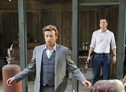 Watch The Mentalist Season 3 Episode 2 Online
