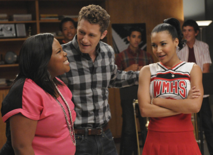 Watch Glee Season 2 Episode 4 Online