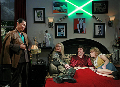 Watch The Big Bang Theory Season 4 Episode 4 Online