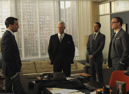 Watch Mad Men Season 4 Episode 13 Online