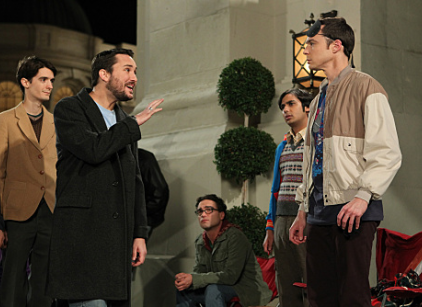 Watch The Big Bang Theory Season 4 Episode 8 Online