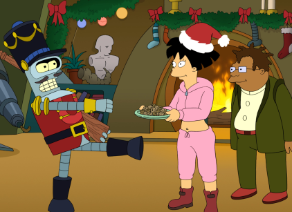 Watch Futurama Season 7 Episode 13 Online