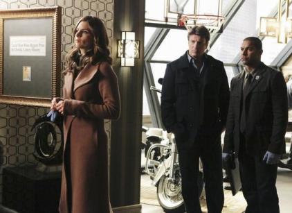 Watch Castle Season 3 Episode 14 Online