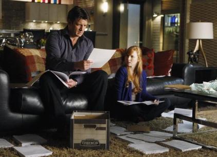 Watch Castle Season 3 Episode 15 Online