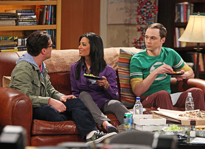 Watch The Big Bang Theory Season 4 Episode 16 Online