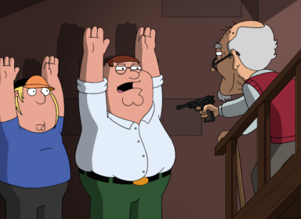Watch Family Guy Season 9 Episode 11 Online