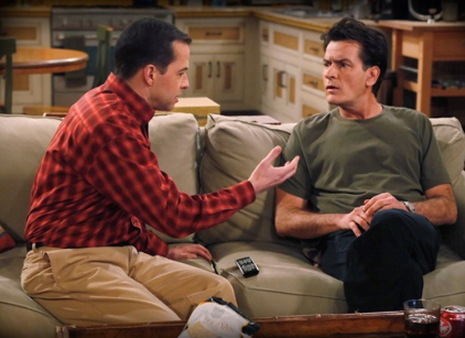 Watch Two and a Half Men Season 8 Episode 16 Online