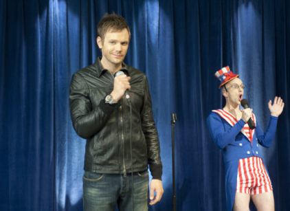 Watch Community Season 2 Episode 17 Online