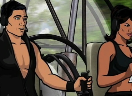 Watch Archer Season 2 Episode 4 Online
