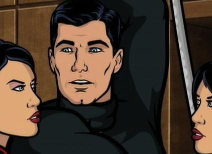 Watch Archer Season 2 Episode 6 Online