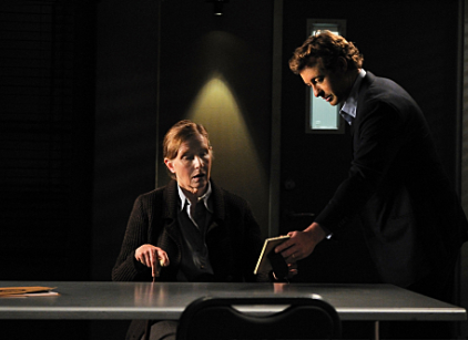 Watch The Mentalist Season 3 Episode 18 Online