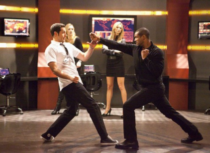 Watch Chuck Season 4 Episode 18 Online