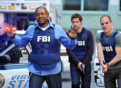 Watch Criminal Minds: Suspect Behavior Season 1 Episode 5 Online