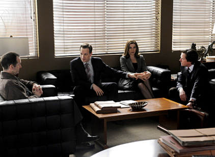 Watch The Good Wife Season 2 Episode 19 Online