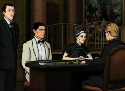 Watch Archer Season 2 Episode 11 Online