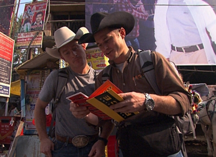 Watch The Amazing Race Season 18 Episode 9 Online