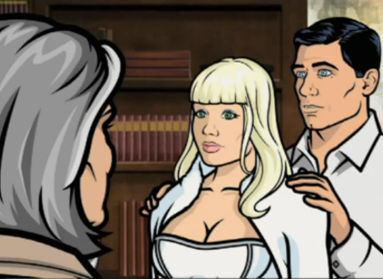 Watch Archer Season 2 Episode 13 Online