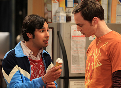 Watch The Big Bang Theory Season 4 Episode 22 Online