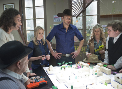 Watch Community Season 2 Episode 24 Online