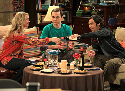 Watch The Big Bang Theory Season 4 Episode 24 Online