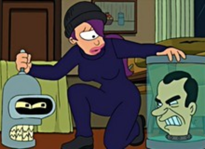 Watch Futurama Season 2 Episode 7 Online