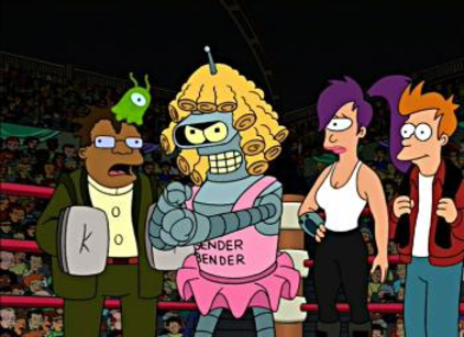 Watch Futurama Season 2 Episode 12 Online