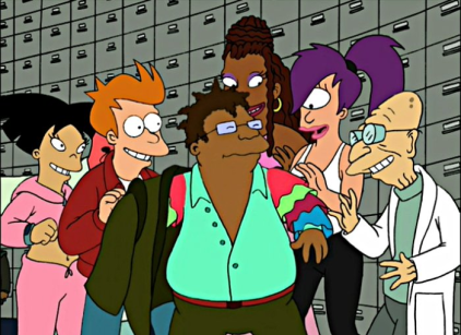 Watch Futurama Season 2 Episode 14 Online