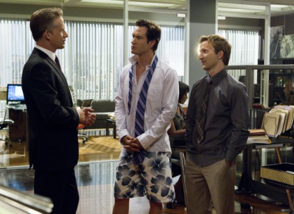 Watch Franklin & Bash Season 1 Episode 2 Online