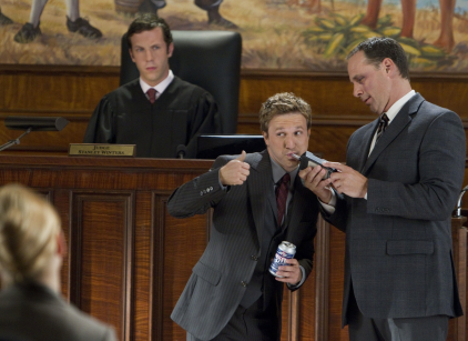 Watch Franklin & Bash Season 1 Episode 4 Online