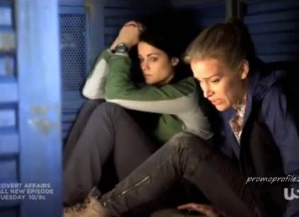 Watch Covert Affairs Season 2 Episode 6 Online