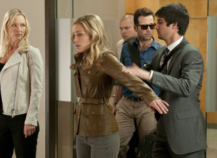 Watch Covert Affairs Season 2 Episode 8 Online