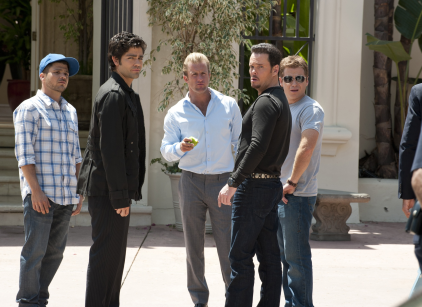 Watch Entourage Season 8 Episode 4 Online