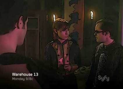 Watch Warehouse 13 Season 3 Episode 6 Online