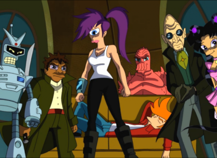 Watch Futurama Season 8 Episode 13 Online
