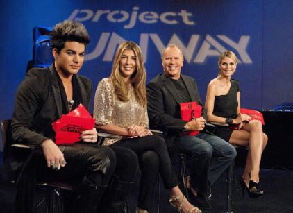 Watch Project Runway Season 9 Episode 9 Online