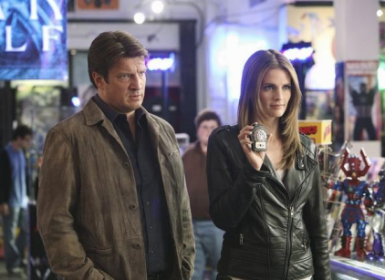 Watch Castle Season 4 Episode 2 Online