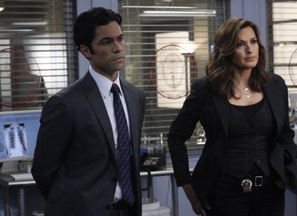 Watch Law & Order: SVU Season 13 Episode 3 Online