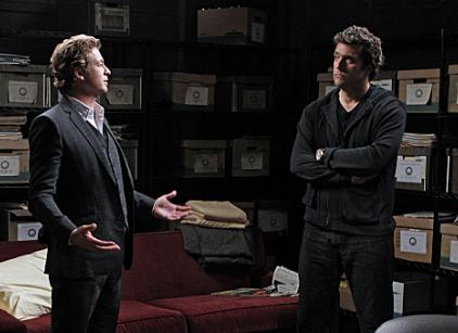 Watch The Mentalist Season 4 Episode 9 Online