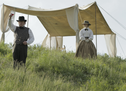 Watch Hell on Wheels Season 1 Episode 5 Online